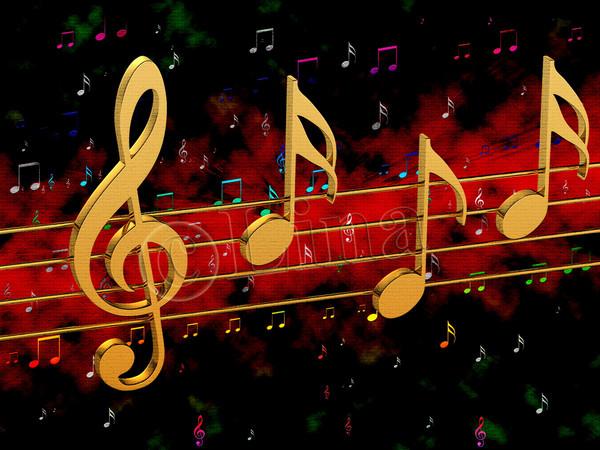 Музыкальные картинки анимация